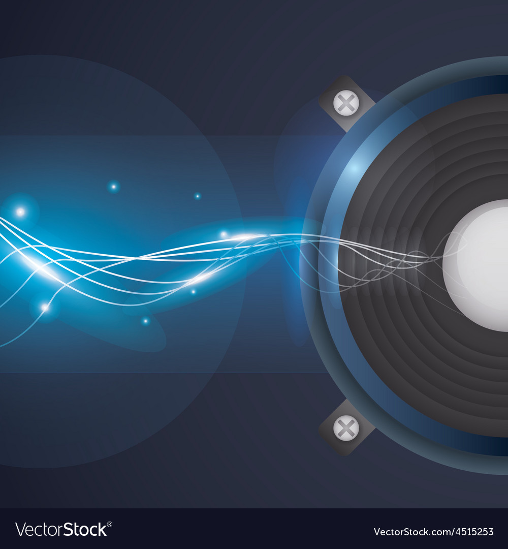 Sound design vector | Price: 1 Credit (USD $1)