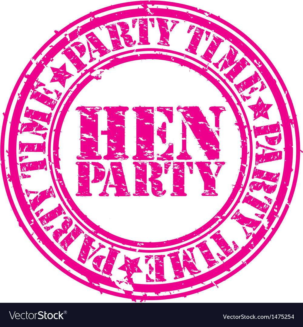 Hen party vector | Price: 1 Credit (USD $1)