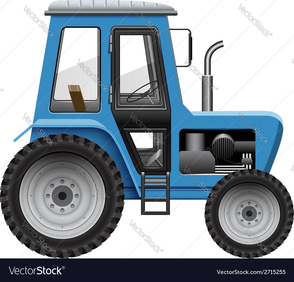 Tractor vector | Price: 3 Credit (USD $3)