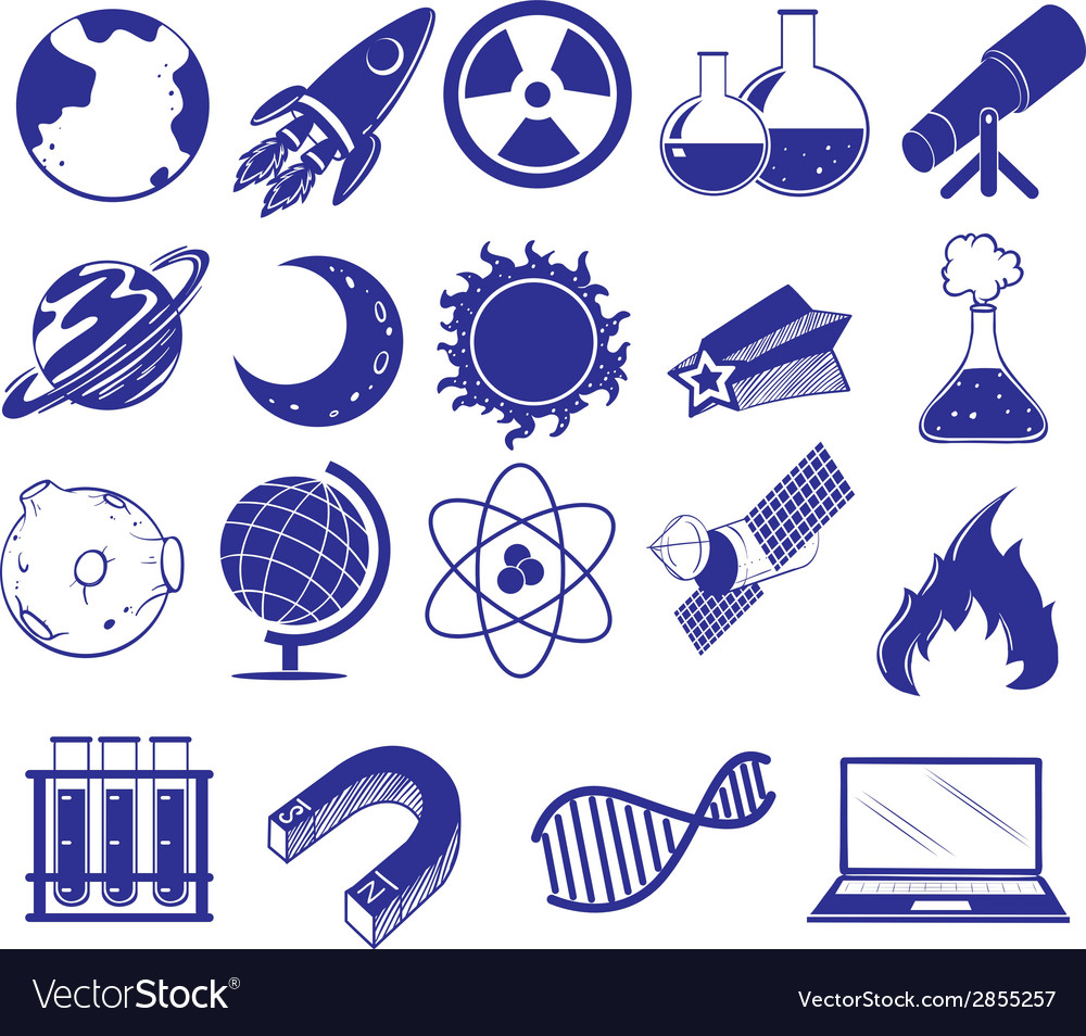 All about science and technology vector | Price: 1 Credit (USD $1)