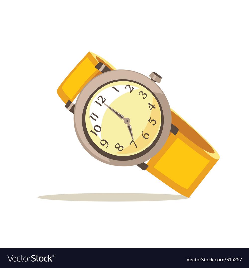 Watch vector | Price: 3 Credit (USD $3)