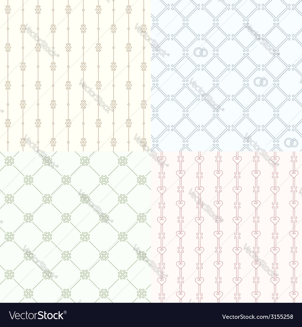 Pattern wedding vector | Price: 1 Credit (USD $1)