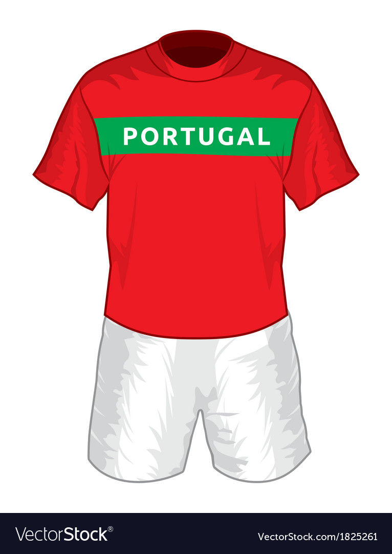 Portugal dres resize vector | Price: 1 Credit (USD $1)