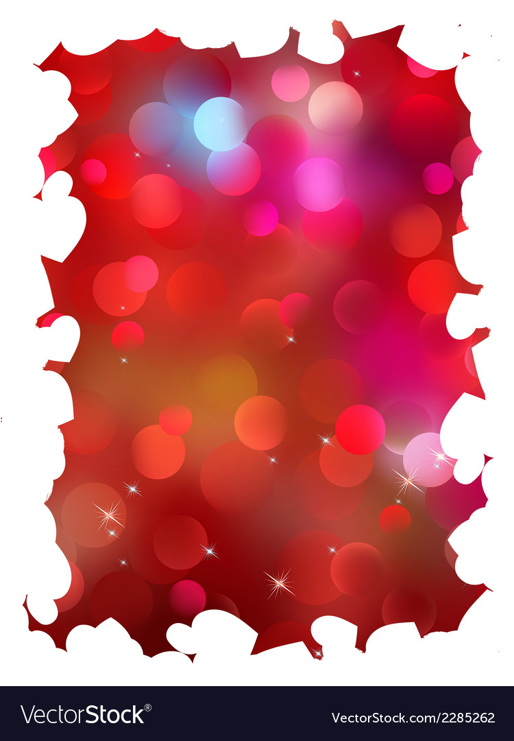 Shiny bokeh light valentines day eps 8 vector | Price: 1 Credit (USD $1)