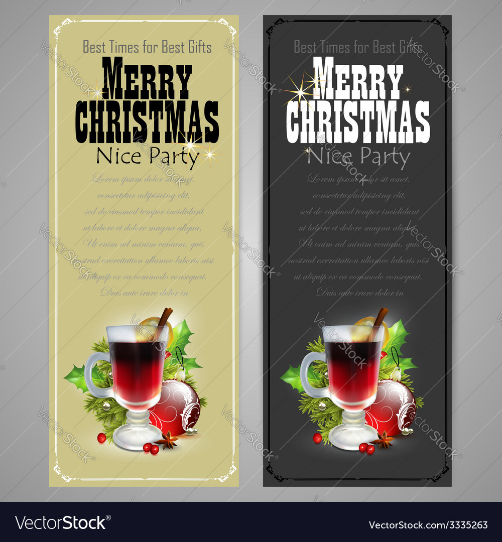 Christmas and new years design vector | Price: 3 Credit (USD $3)