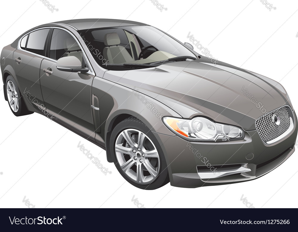 British fancy car vector | Price: 5 Credit (USD $5)