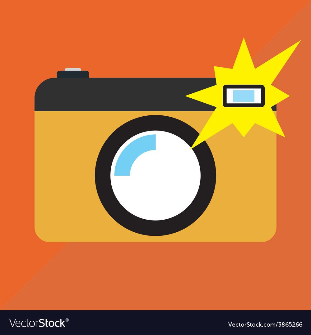 Camera on shot vector | Price: 1 Credit (USD $1)