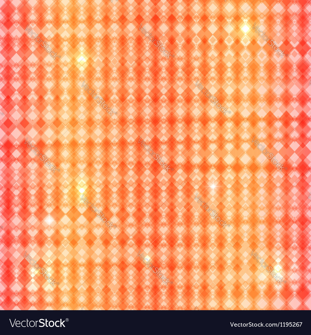 Red abstract zigzag textile seamless pattern vector | Price: 1 Credit (USD $1)
