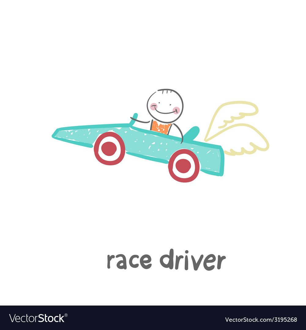 Driver rides vector | Price: 1 Credit (USD $1)