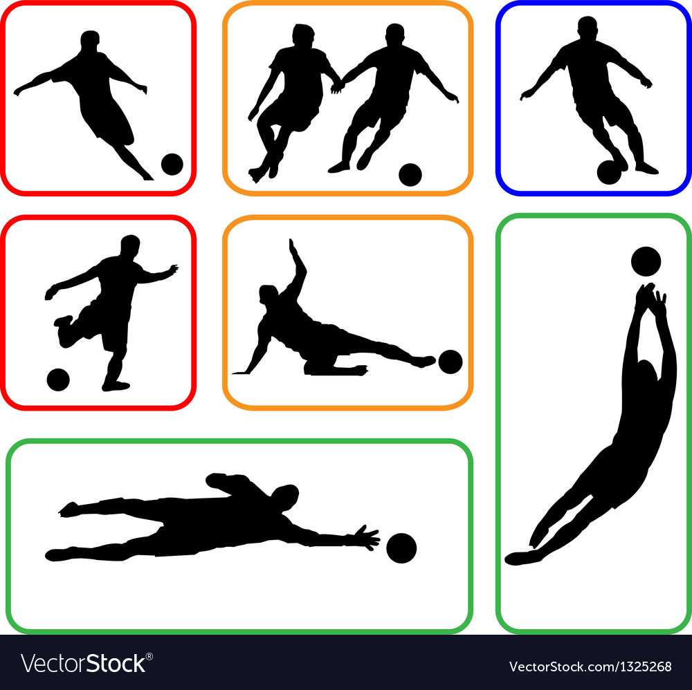 Soccermoves vector | Price: 1 Credit (USD $1)