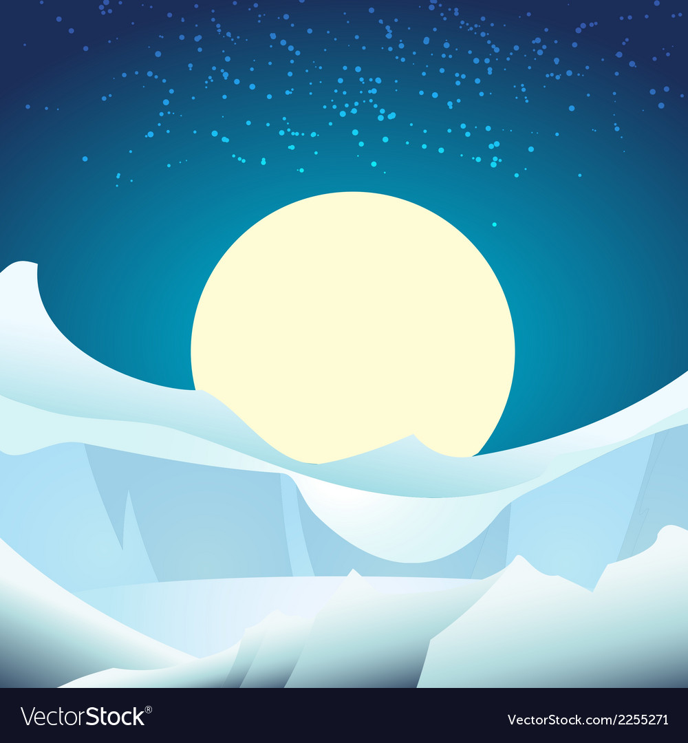 Arctica vector | Price: 1 Credit (USD $1)
