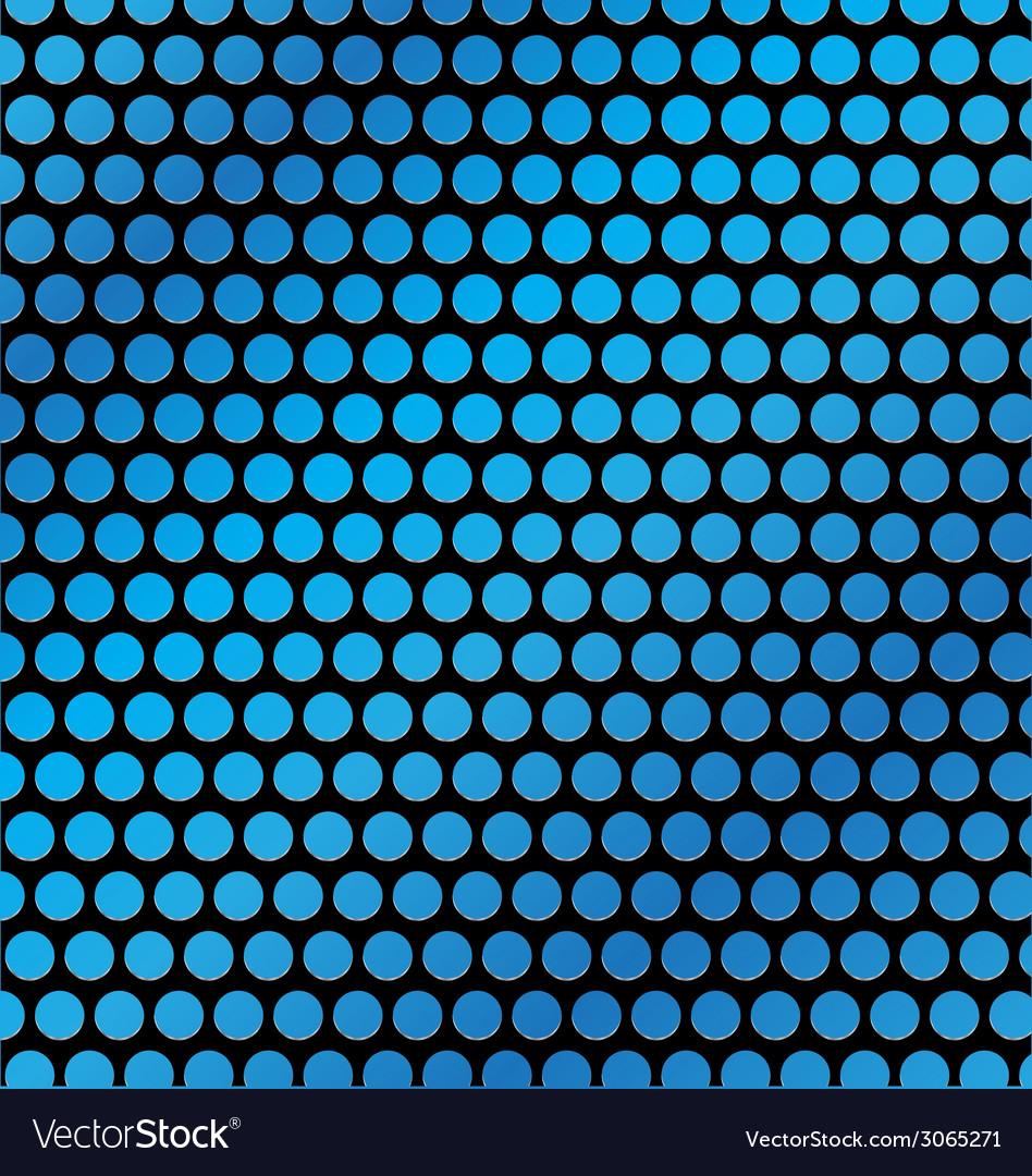 Blue dot vector | Price: 1 Credit (USD $1)