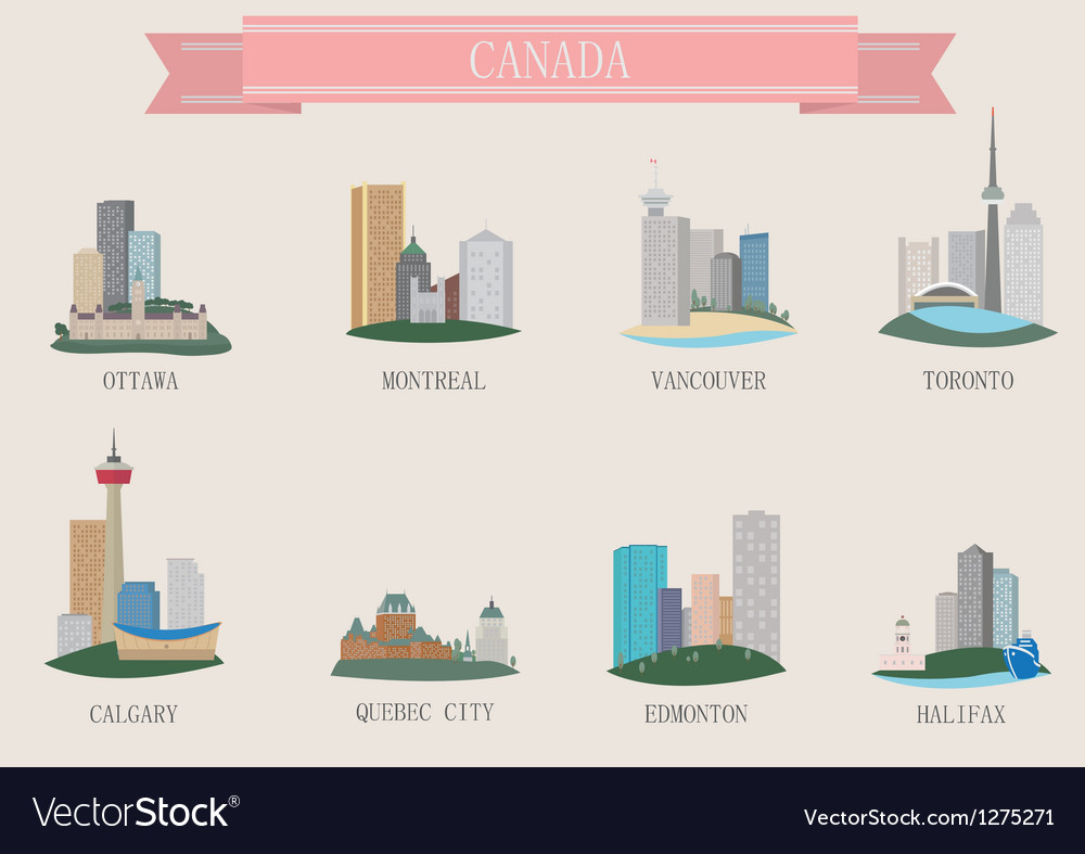 Canada vector | Price: 3 Credit (USD $3)