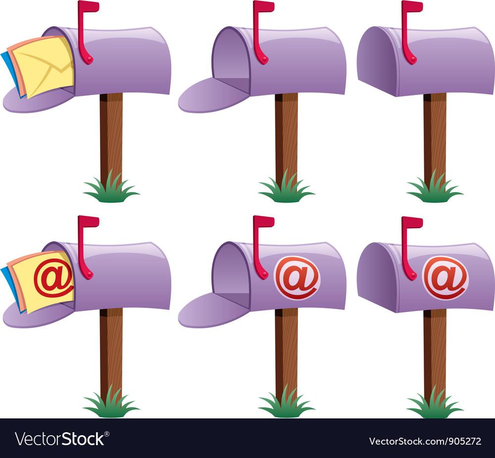 Mailbox vector   Price: 3 Credit (USD $3)