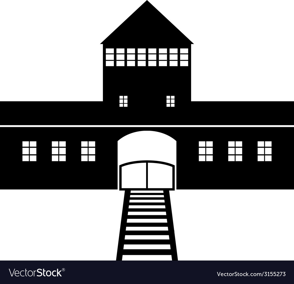 Auschwitz vector | Price: 1 Credit (USD $1)