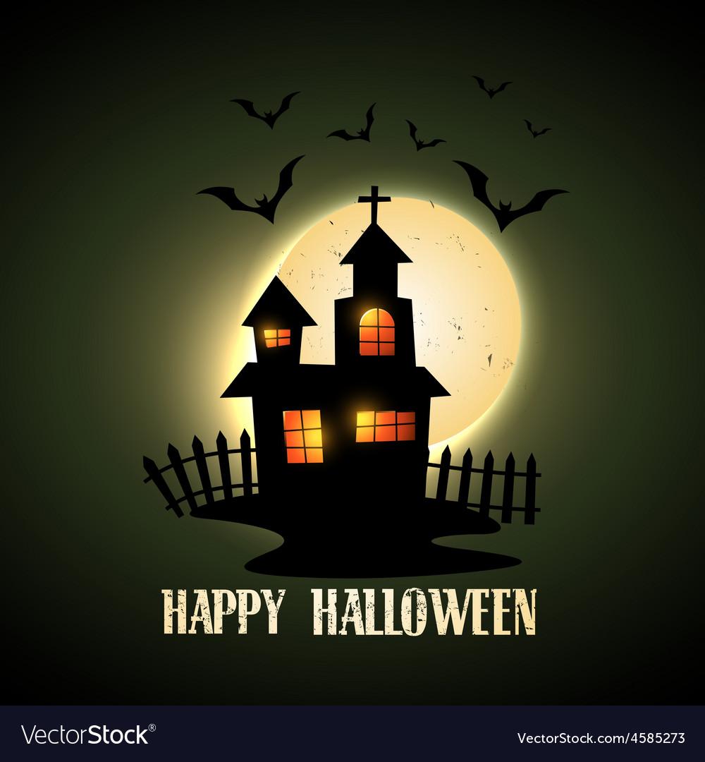 Creepy halloween vector | Price: 1 Credit (USD $1)