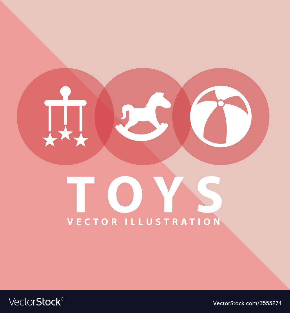 Toy icon vector | Price: 1 Credit (USD $1)