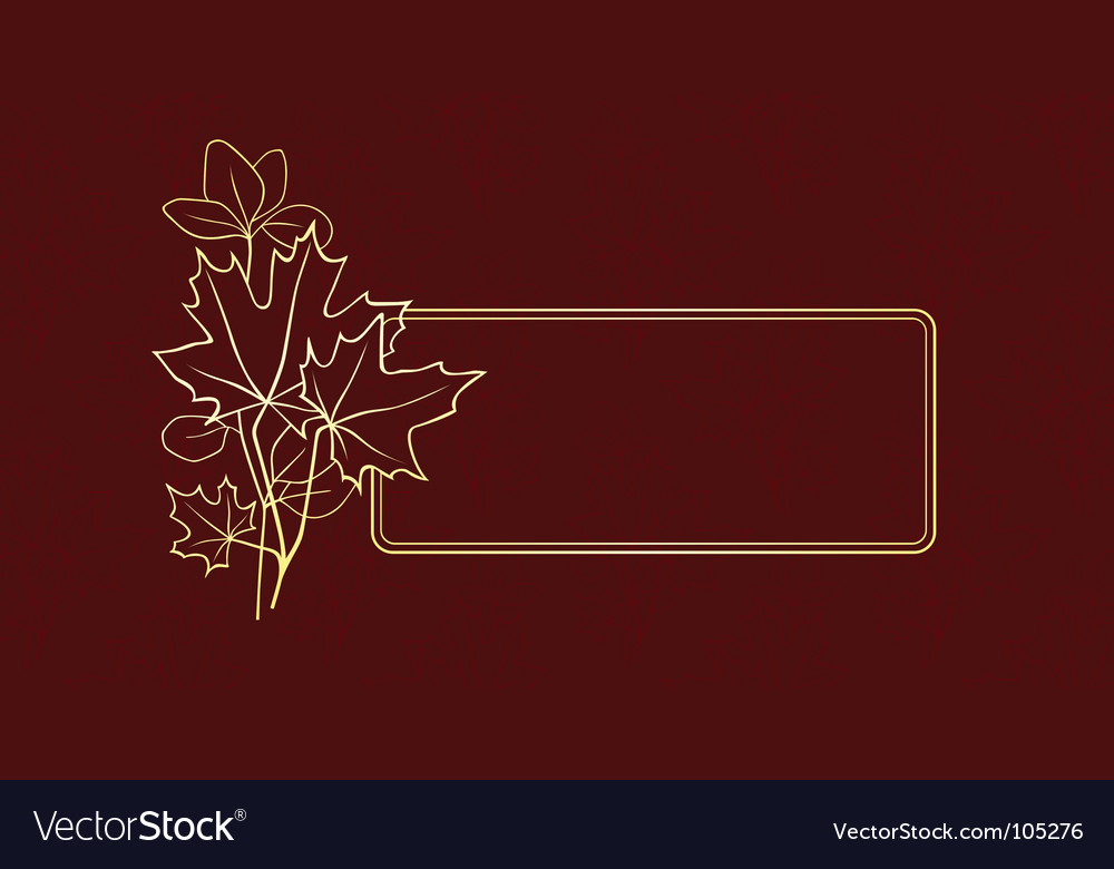 Ornament vignette vector | Price: 1 Credit (USD $1)