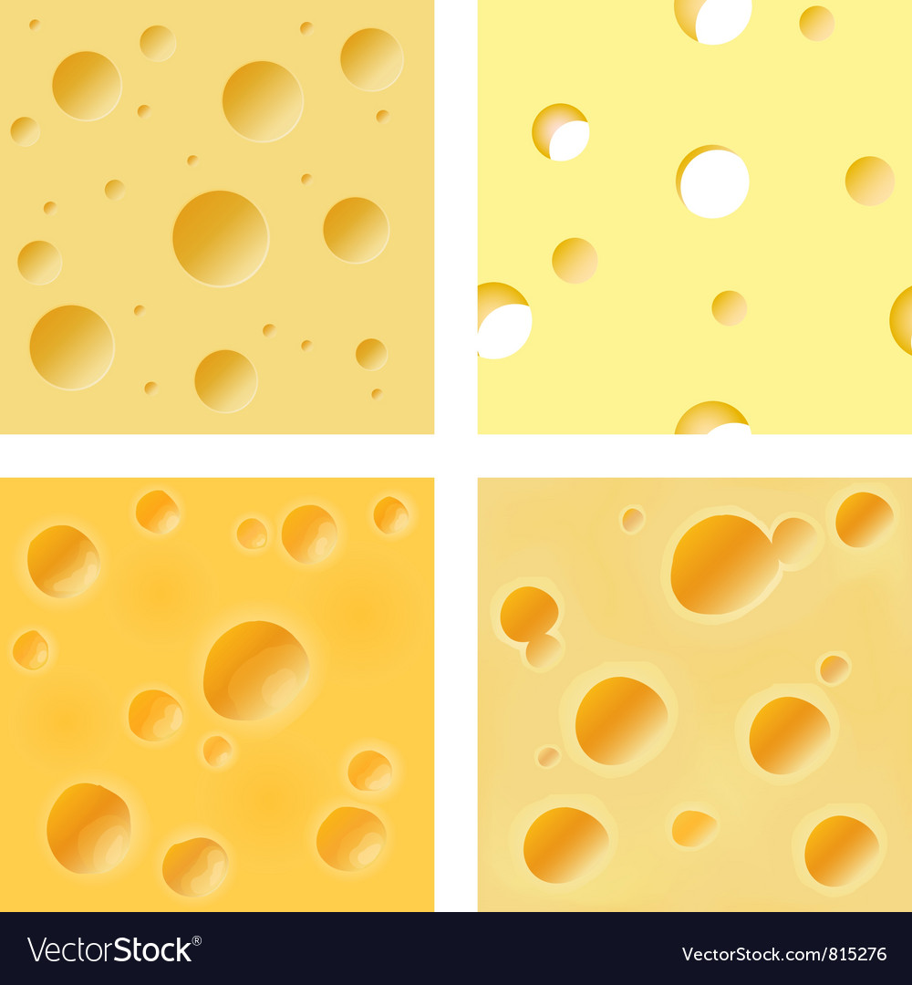 Seamless cheese matrix vector | Price: 1 Credit (USD $1)