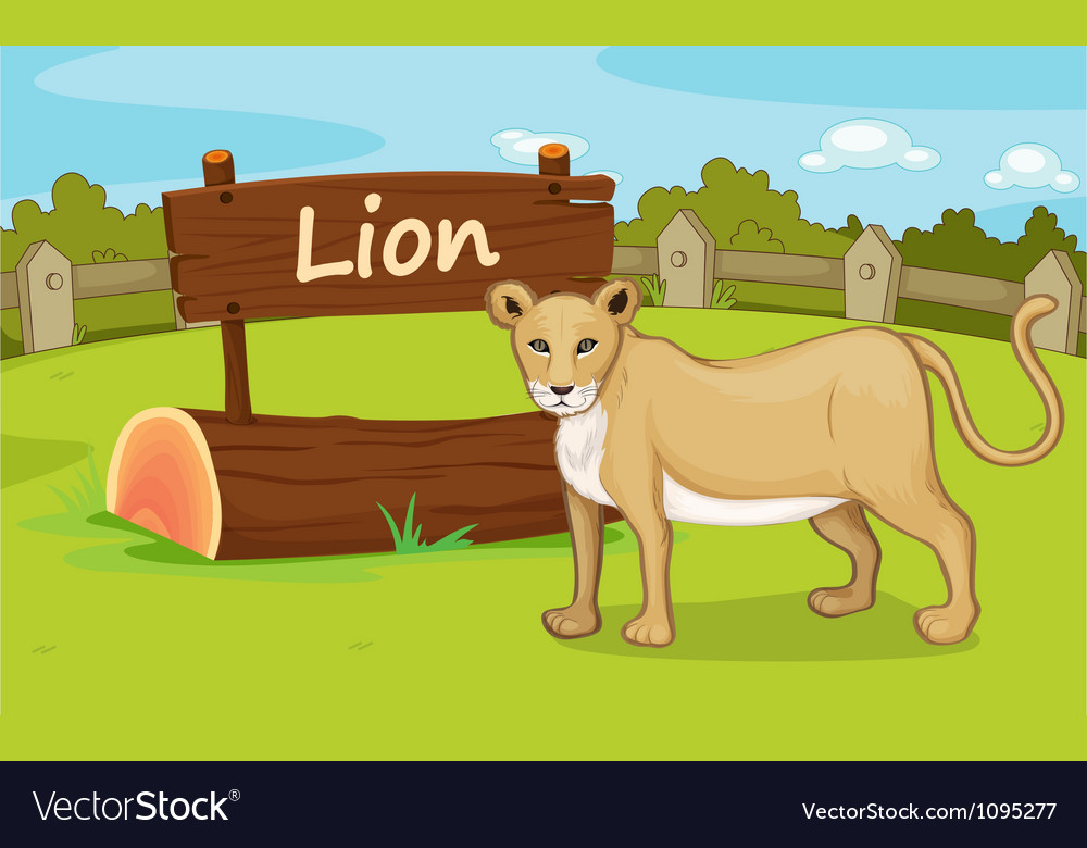 Zoo animal vector | Price: 1 Credit (USD $1)