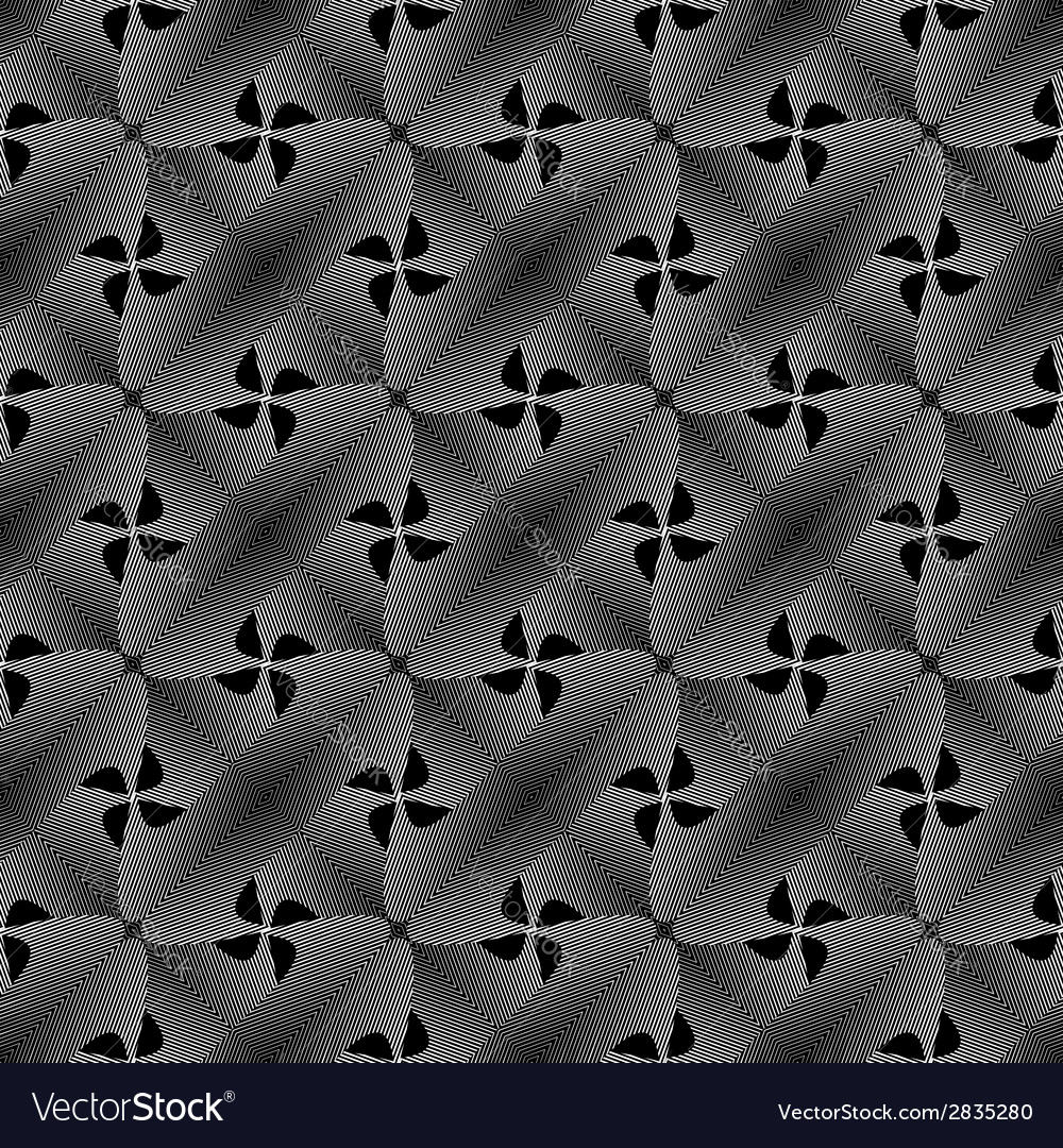 Design seamless strip geometric pattern vector | Price: 1 Credit (USD $1)