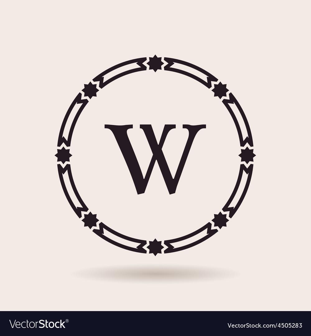 Frame design emblems vintage labels and badges for vector   Price: 1 Credit (USD $1)