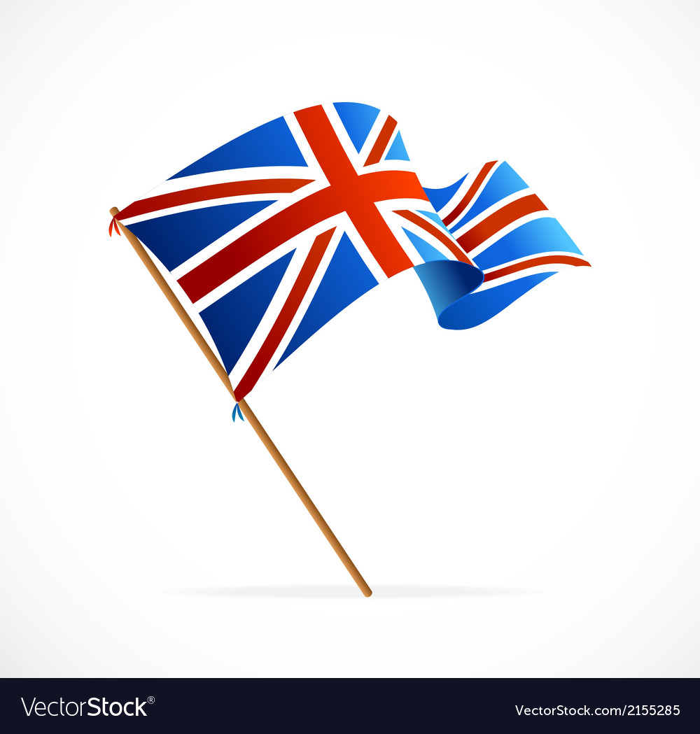 Flag of uk vector | Price: 1 Credit (USD $1)