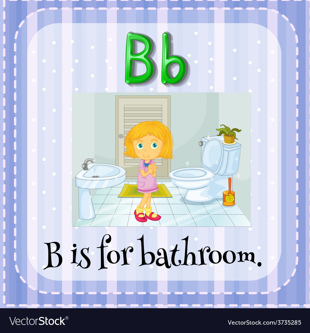 Letter b vector | Price: 1 Credit (USD $1)