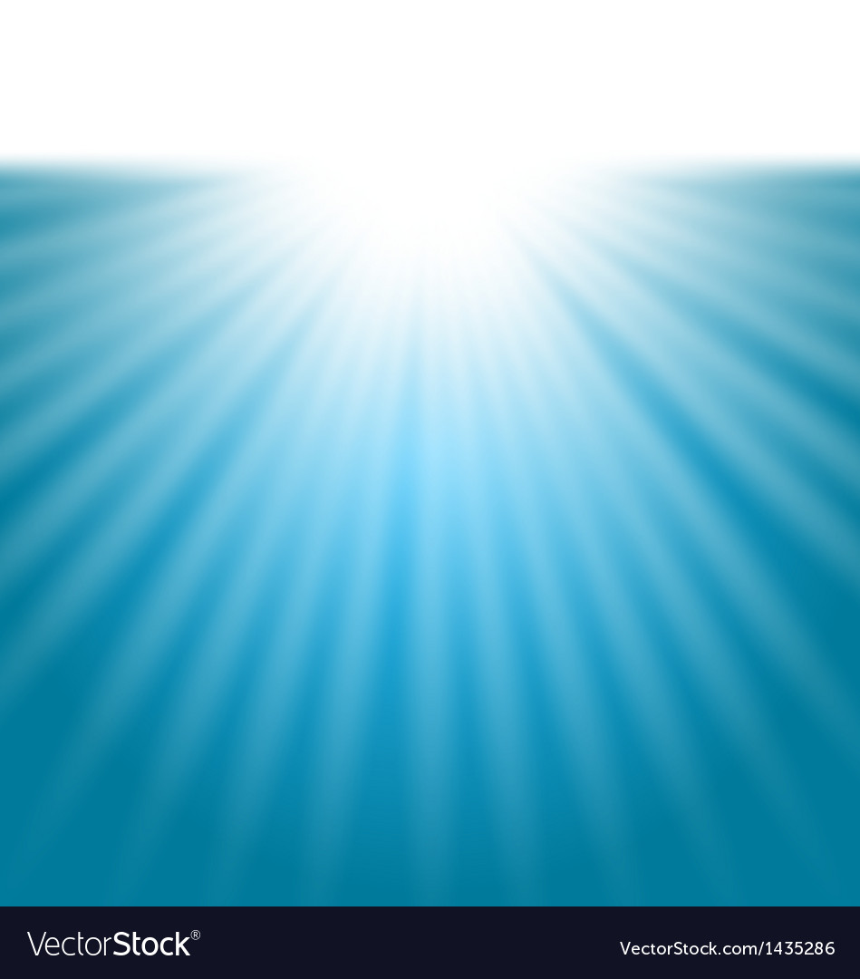 Abstract background with sunbeam vector | Price: 1 Credit (USD $1)