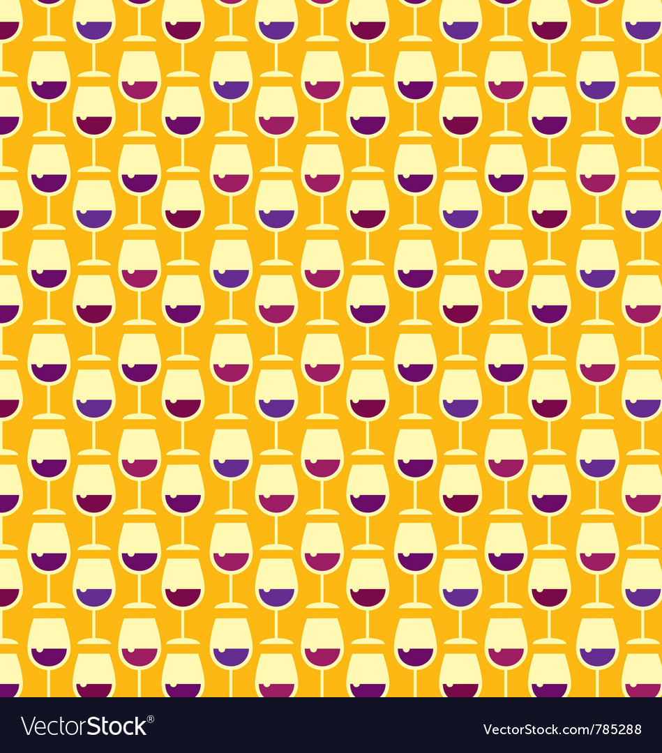 Wine pattern vector | Price: 1 Credit (USD $1)