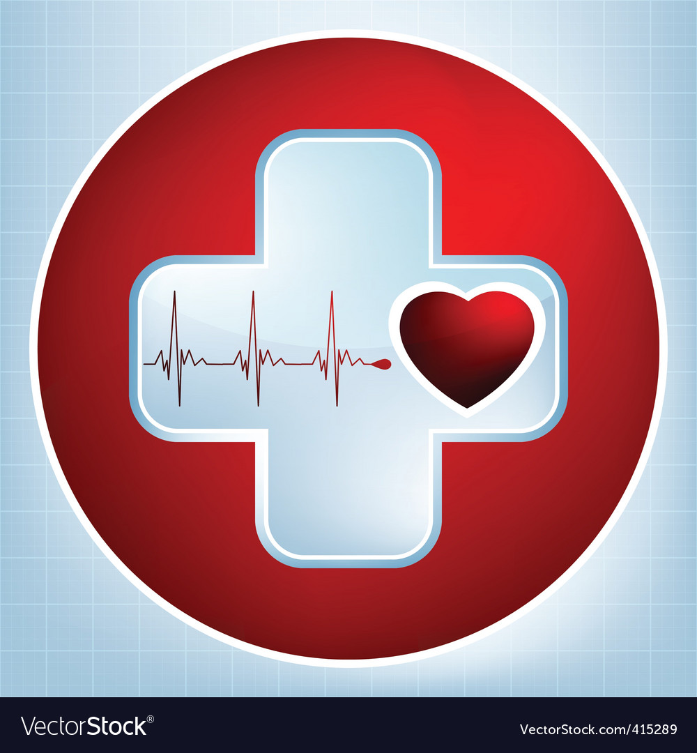 Heartbeat vector | Price: 1 Credit (USD $1)