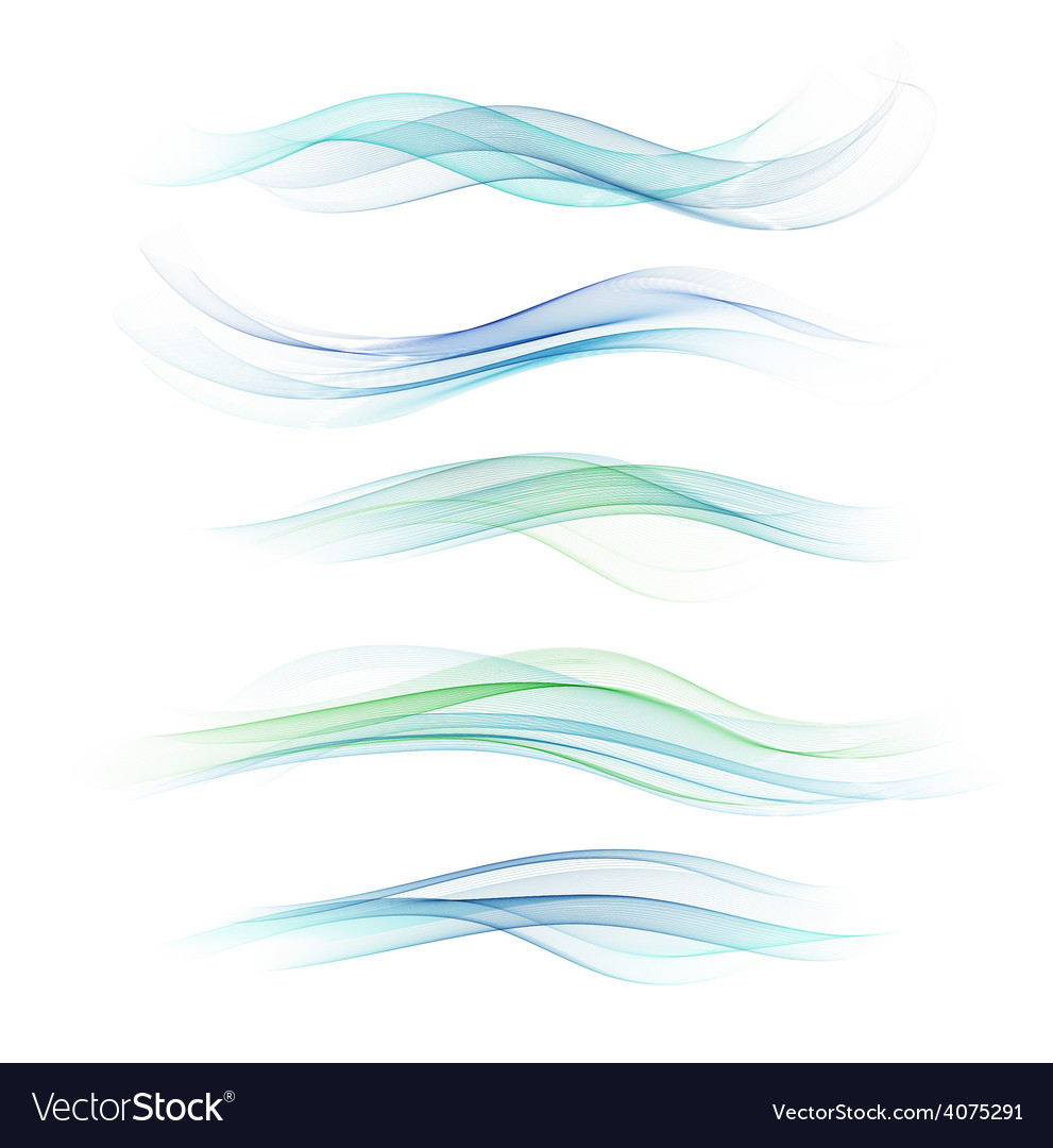 Abstract waved design vector | Price: 1 Credit (USD $1)