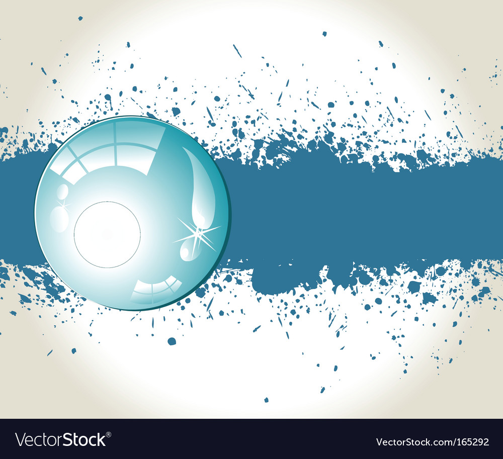 Splash background vector | Price: 1 Credit (USD $1)