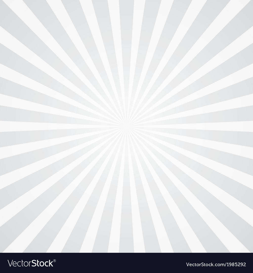 White rays background vector | Price: 1 Credit (USD $1)