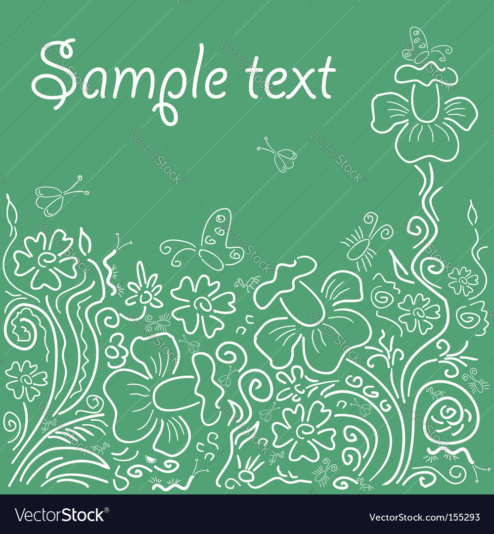 Scroll background vector | Price: 1 Credit (USD $1)
