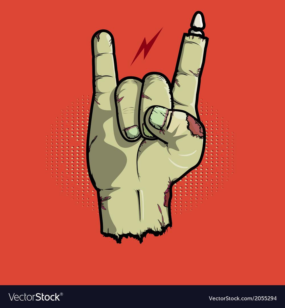 Rock isnt dead vector | Price: 1 Credit (USD $1)