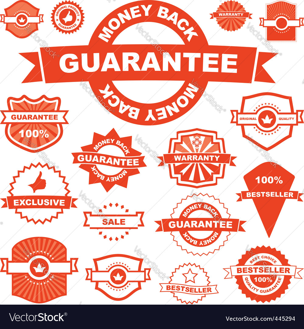 Set of sale signs vector   Price: 1 Credit (USD $1)