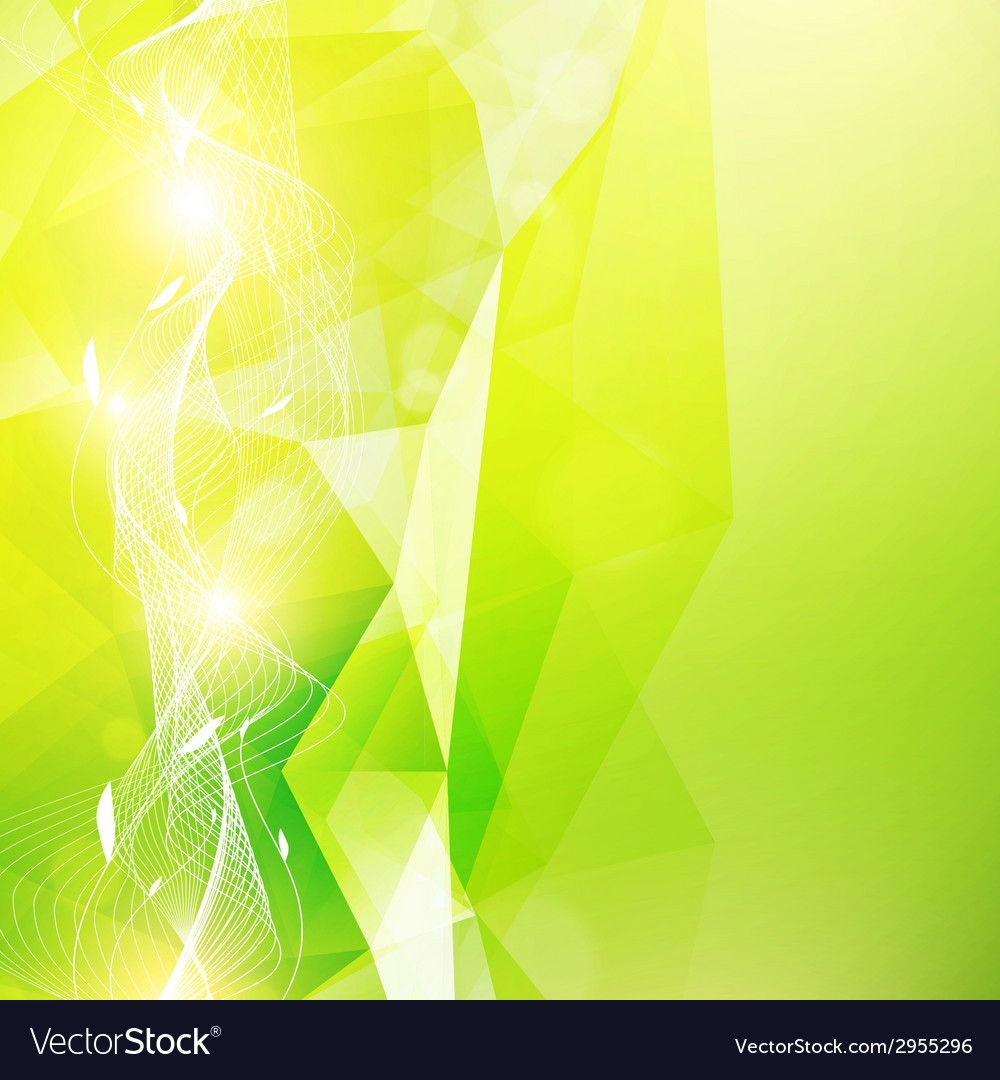 Abstract natural background vector | Price: 1 Credit (USD $1)