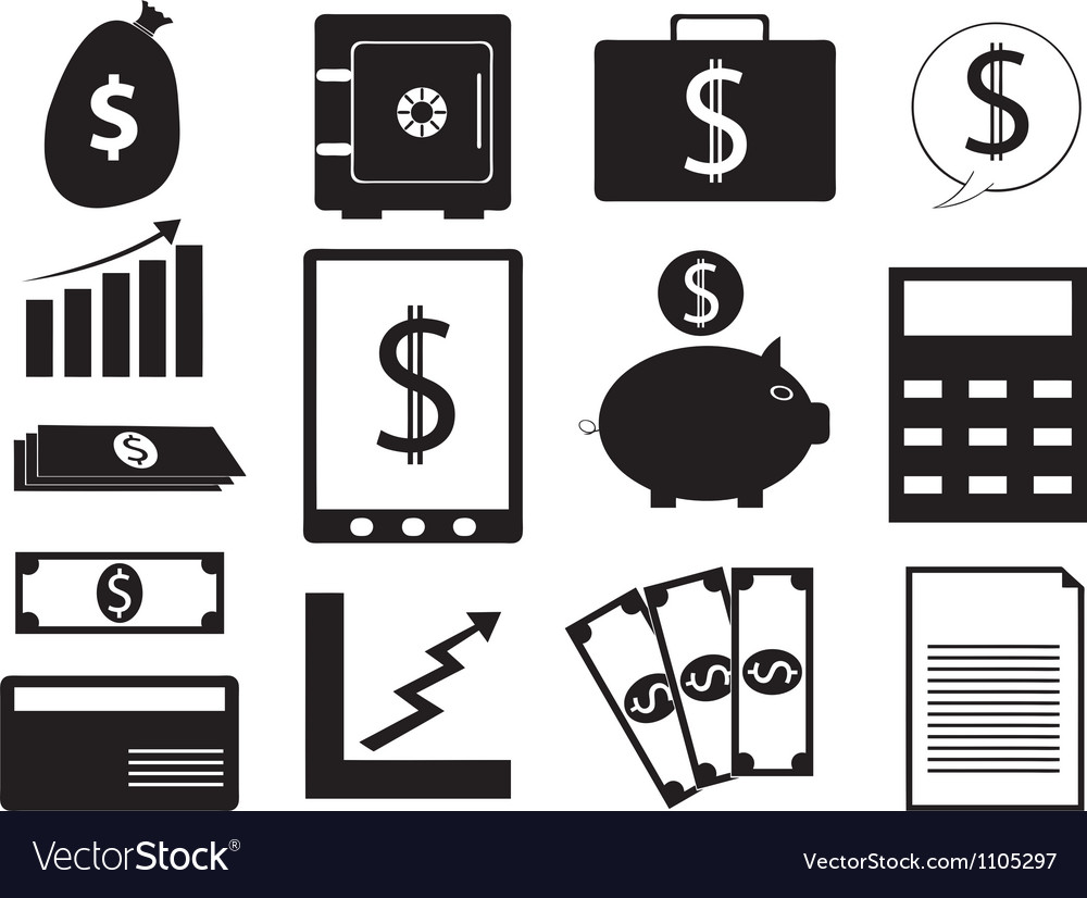 Banking vector | Price: 1 Credit (USD $1)