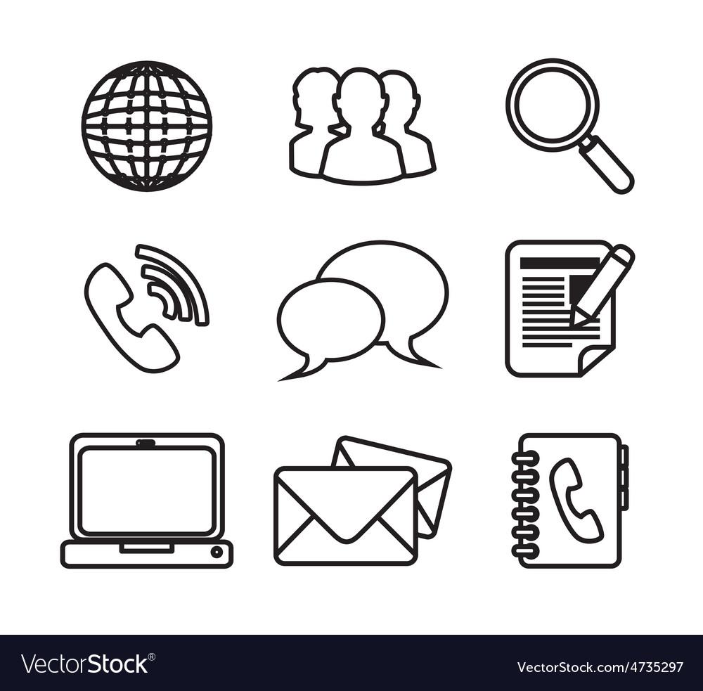 Blog design vector | Price: 1 Credit (USD $1)
