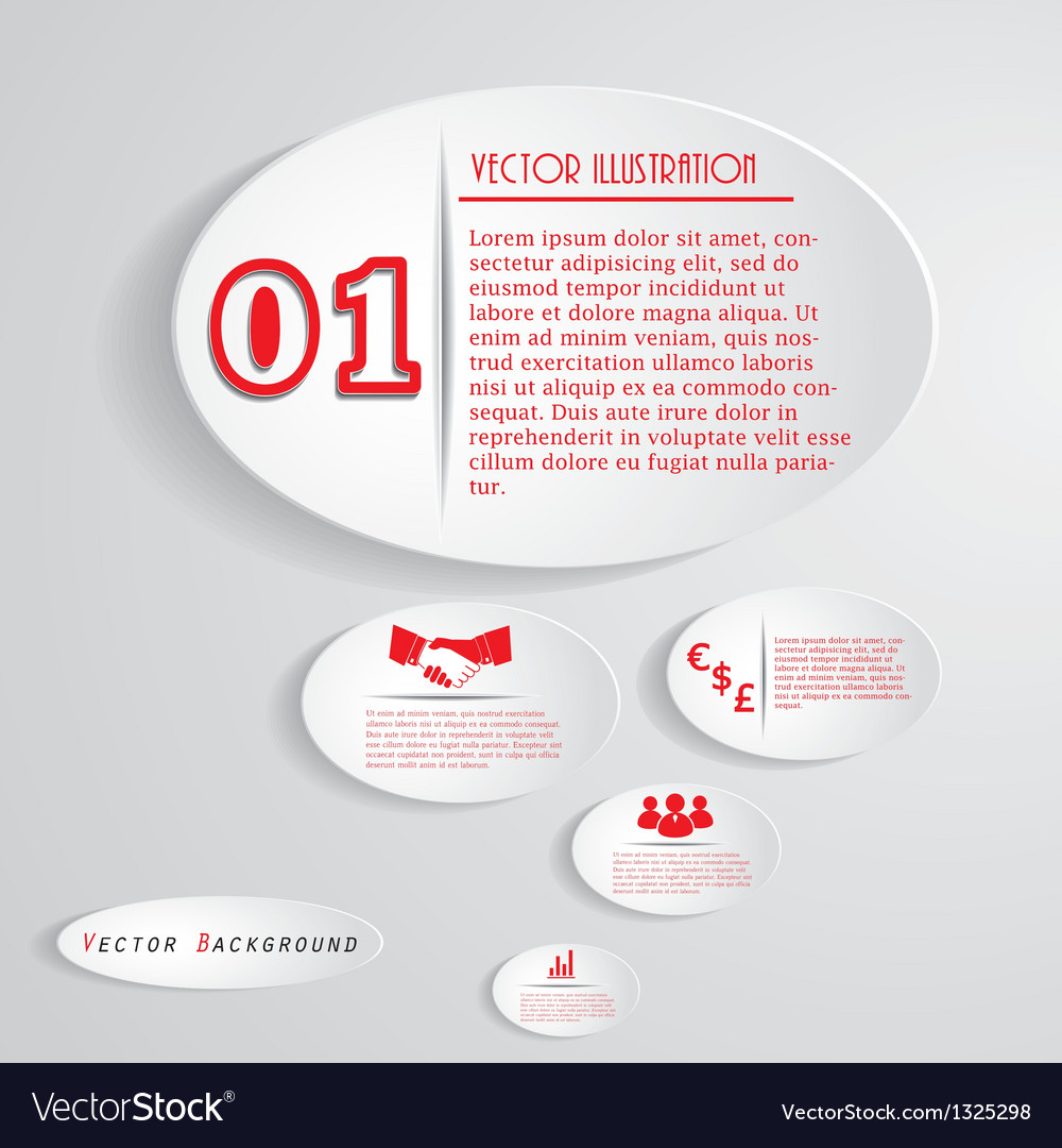 Modern design for business vector | Price: 1 Credit (USD $1)