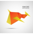 Color abstract creative icon airplane eps vector