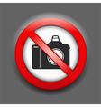 No photo sign vector