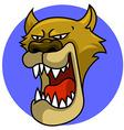 Puma head vector