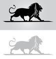 Lions design vector
