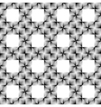 Design seamless square grid pattern vector