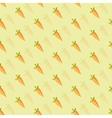 Background of orange carrots vector