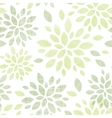 Fabric textured abstract leaves seamless pattern vector