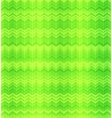 Green abstract zigzag textile seamless pattern vector