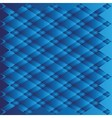 Blue texture geometric on white background vector